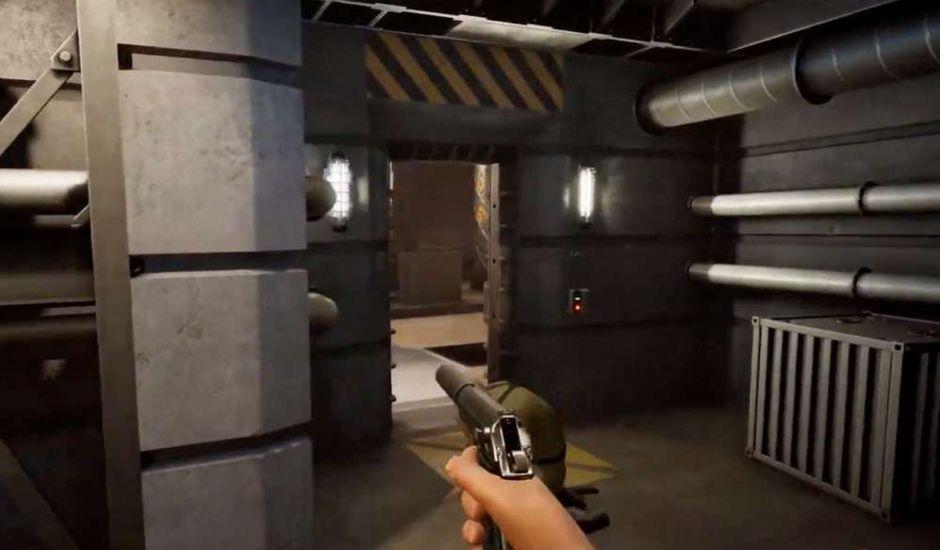 goldeneye 007 25 le fan reboot du jeu N64