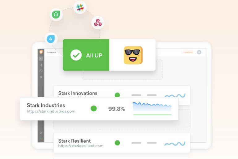 Un outil pour surveiller l'état des pages web