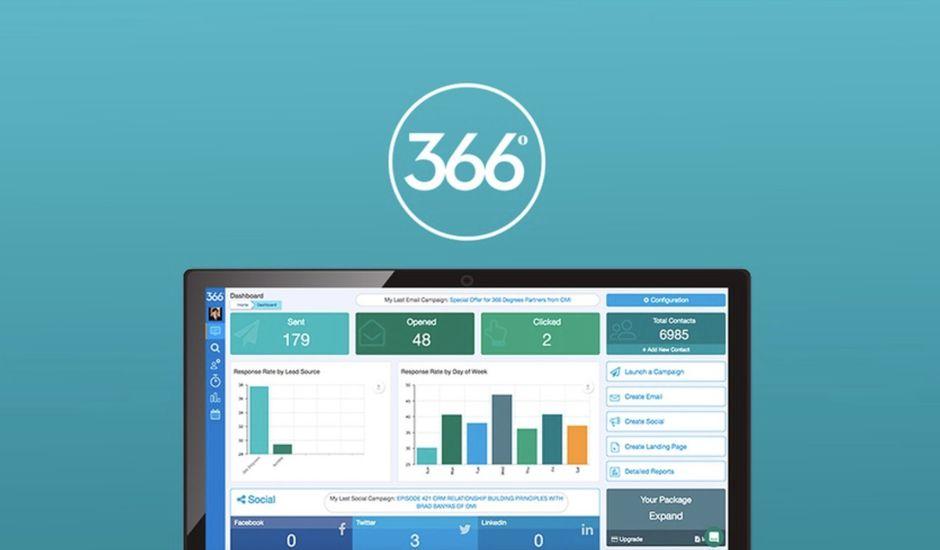366 Degrees : un outil pour créer et automatiser le processus du vente