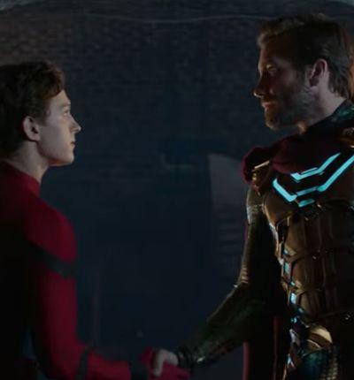 Nouveau trailer de Spider-Man : Far From Home