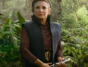 Leia Organa dans L'Ascension de Skywalker