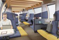 Un train conceptuel verra le jour en 2025 aux pays-bas.
