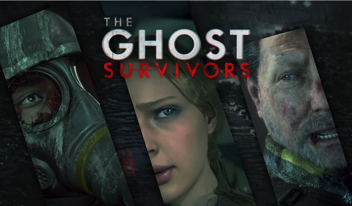 DLC Resident Evil 2 : The Ghost Survivors