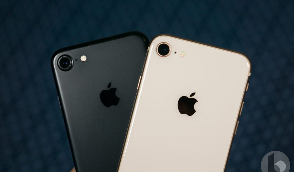 Apple se voit dans l'obligation de ne plus vendre d'iPhone 7 et 8 en Allemagne