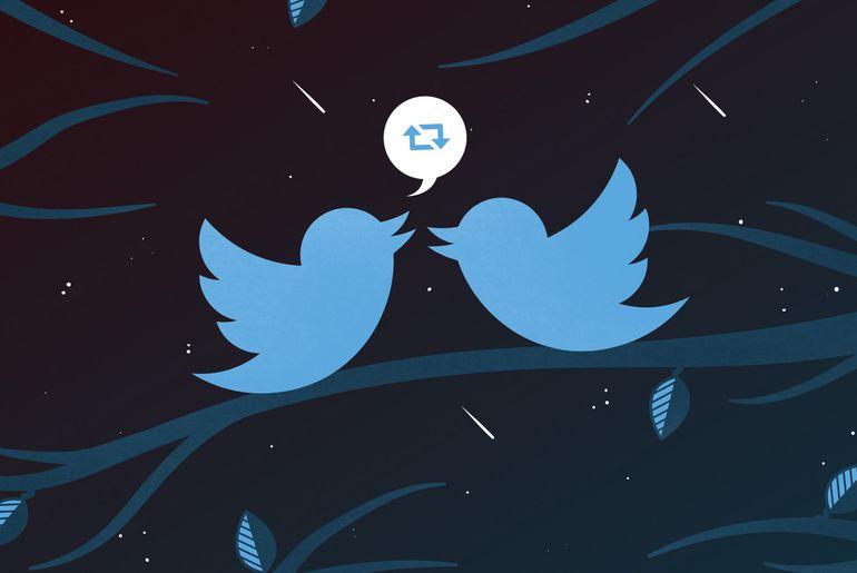 Twitter bénéfice