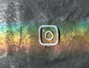 vision d'artiste d'Instagram
