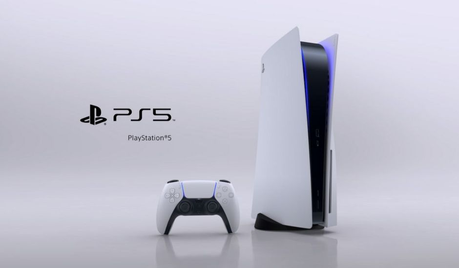 Design de la PlayStation 5 de Sony