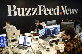 Les employés de BuzzFeed News ont révélé qu'ils avaient voté en faveur de la syndicalisation.