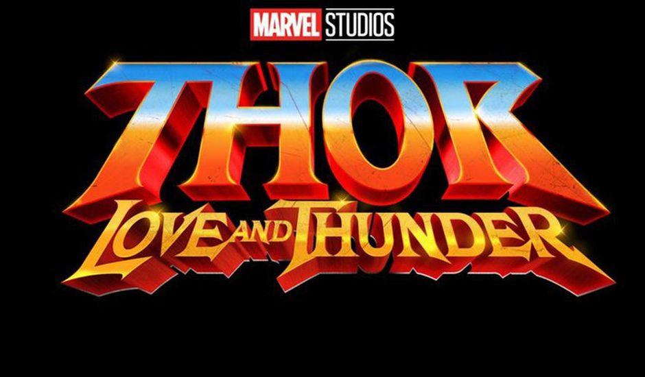 Thor : Love & Thunder tournage