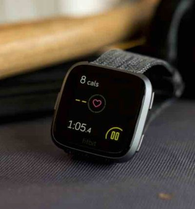 montre fitbit-research