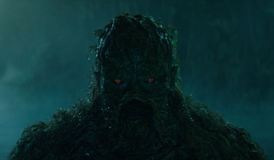Teaser de la série DC Swamp Thing