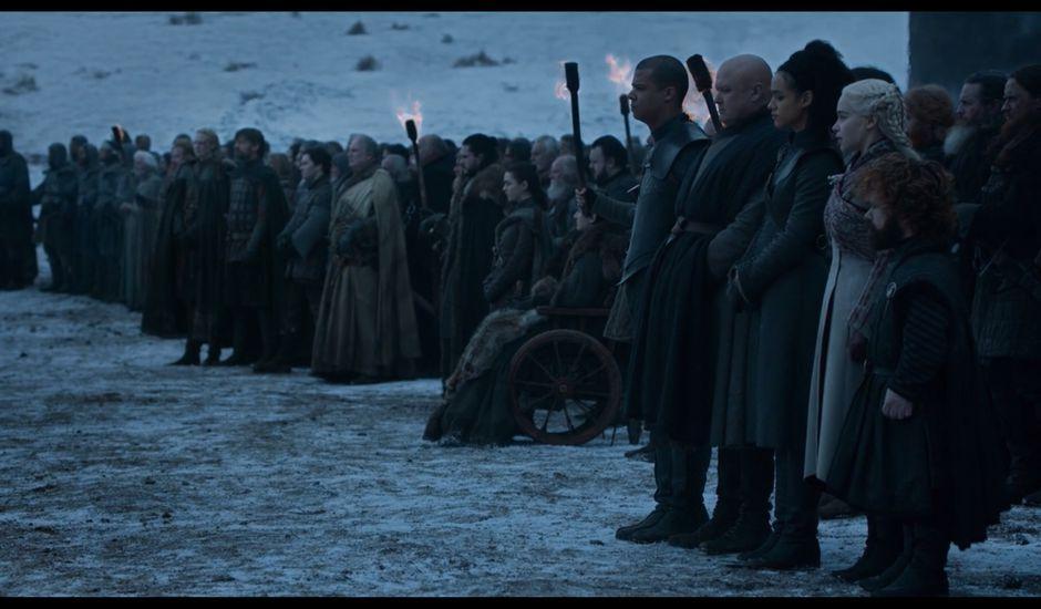 Ce qu'il fallait retenir de l'épisode 4 de Game of Thrones
