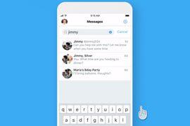 Twitter améliore sa fonction de recherche