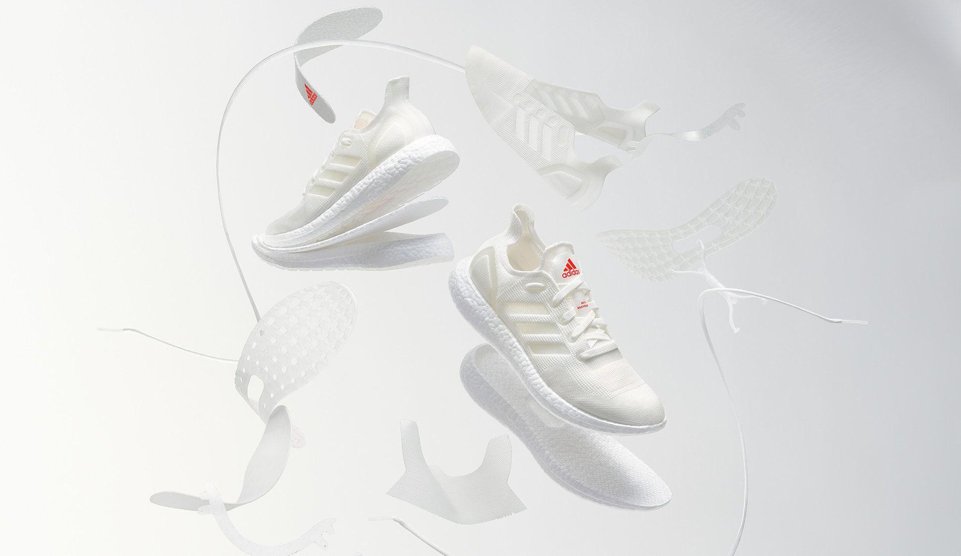 Adidas lance sa première basket 100% recyclable