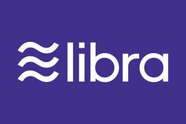Logo de la cryptomonnaie Libra