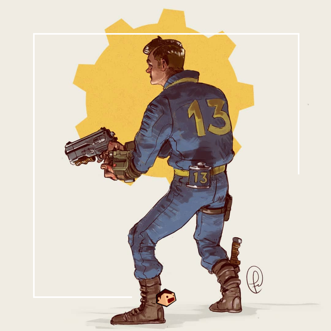 fallout 4 artwork fernando correa