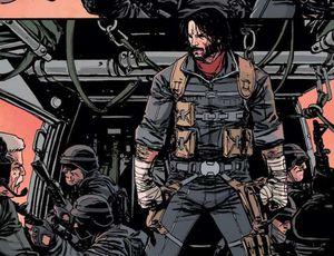 Le premier Comics de Keanu Reeves sortira en octobre prochain