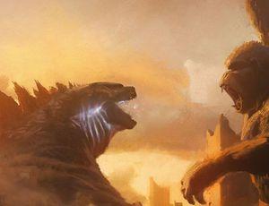 Godzilla vs Kong Warner