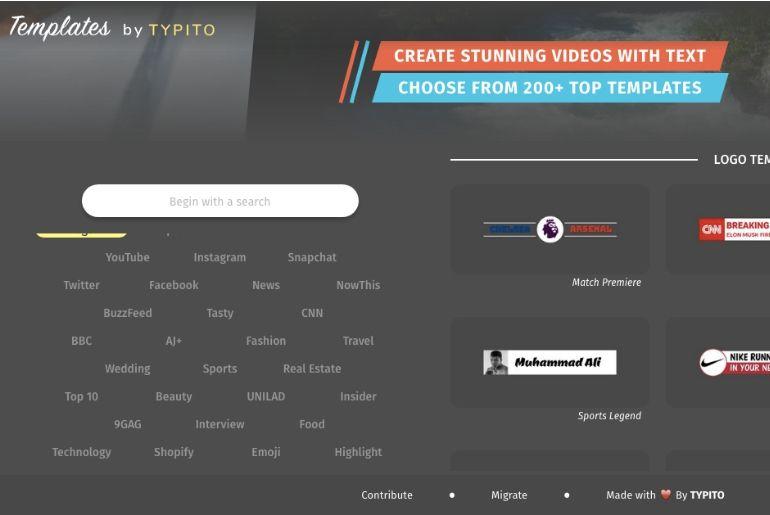 outil pour créer animations vidéos