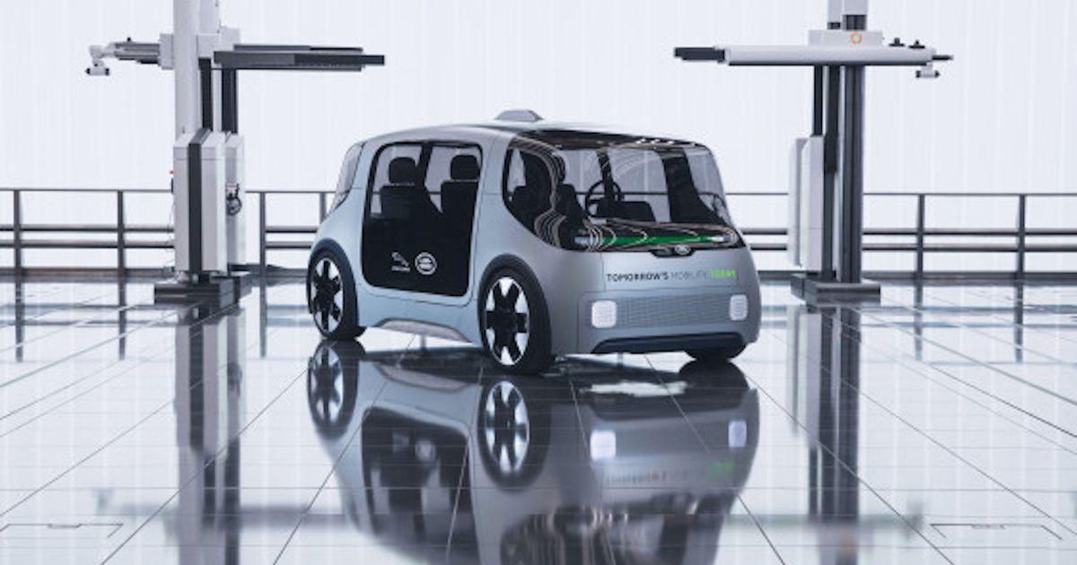 Vector : Jaguar Land Rover va développer un nouveau concept de véhicule électrique