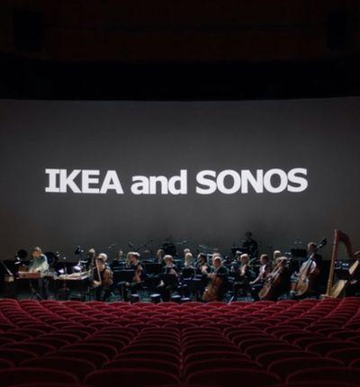 IKEA et Sonos la collaboration dévoilée en août 2019