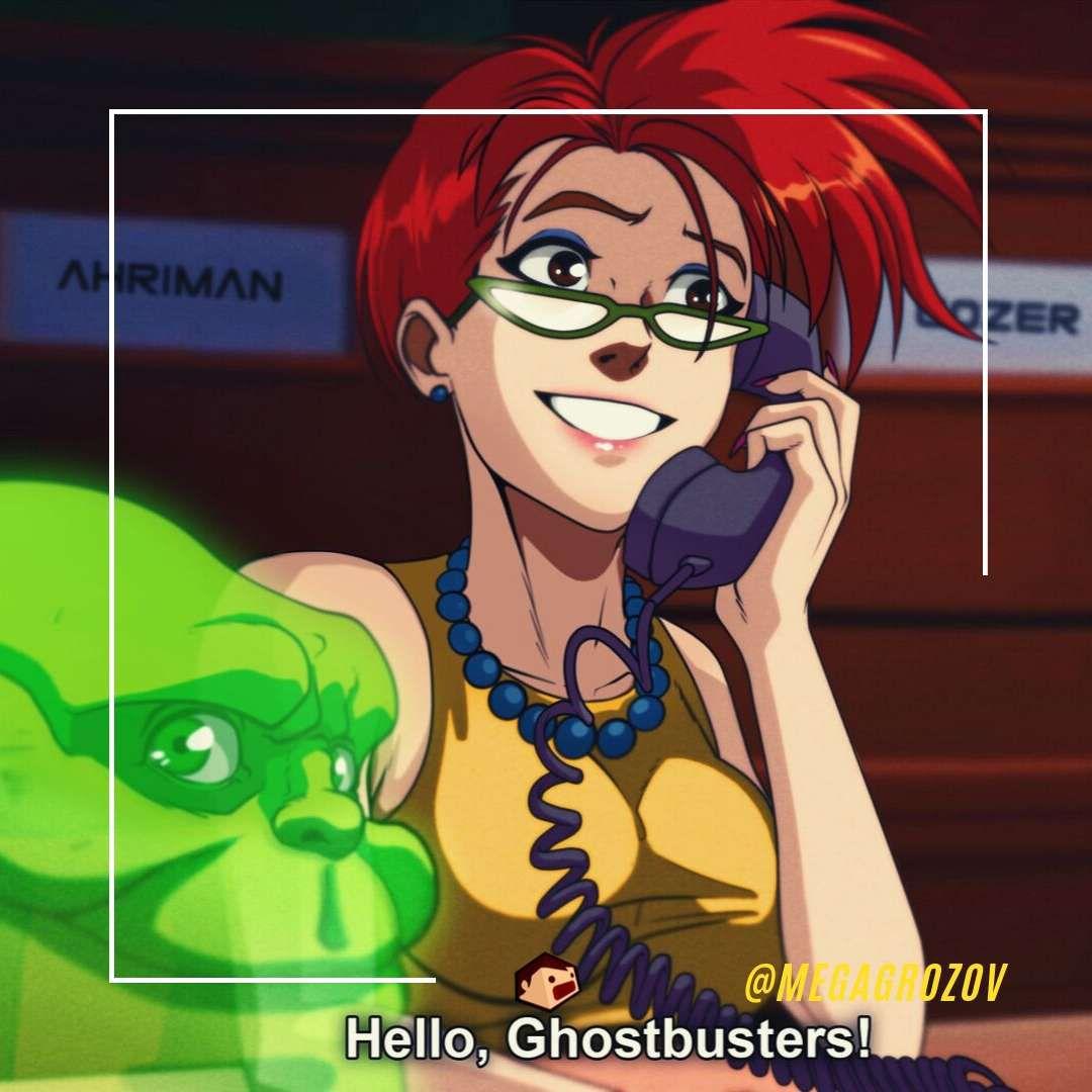 sos fantômes artworks comics