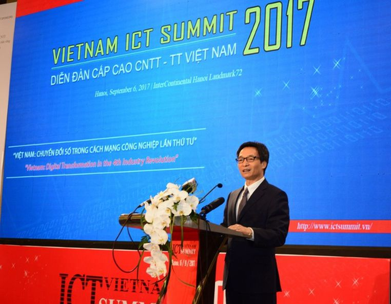 Vietnam ICT Summit 2017