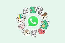 Les stickers arrivent sur WhatsApp