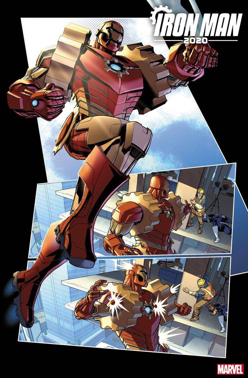 iron man 2020 extrait