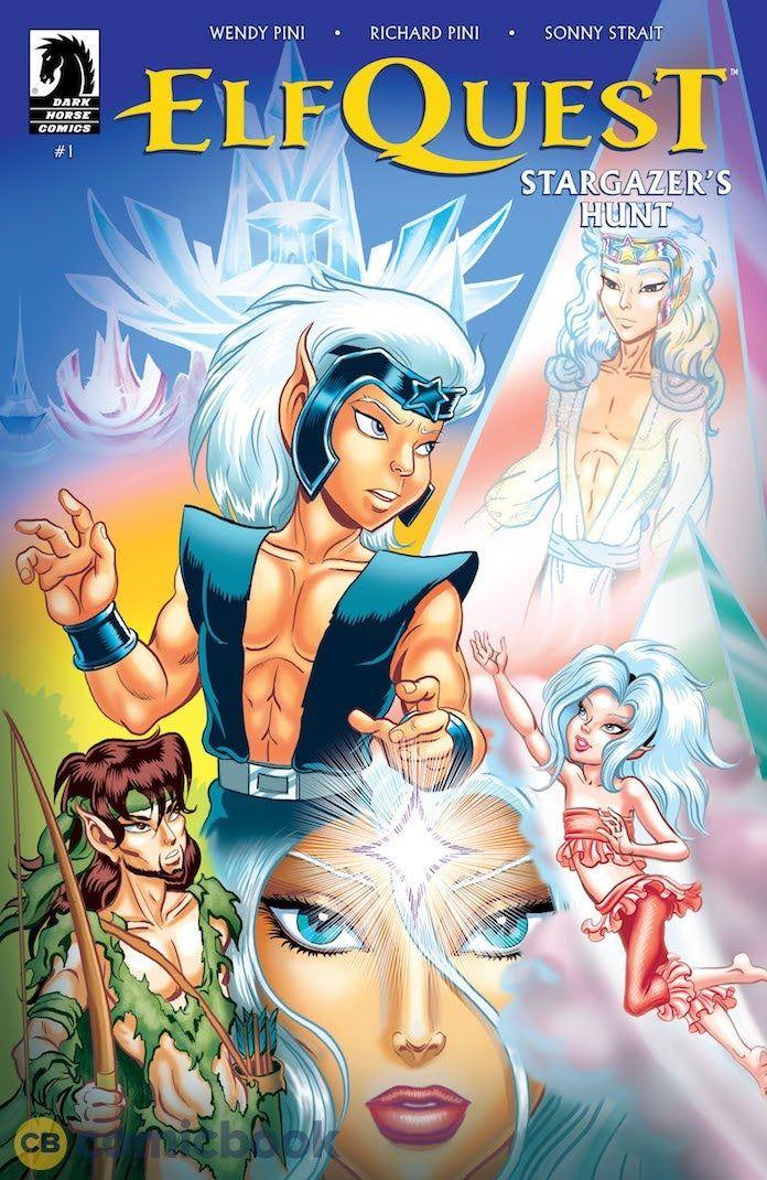 Un nouveau comics ElfQuest: Stargazer's Hunt