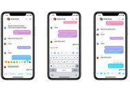 aperçu de la fonctionnalité sur Messenger permettant de répondre à un message specifique