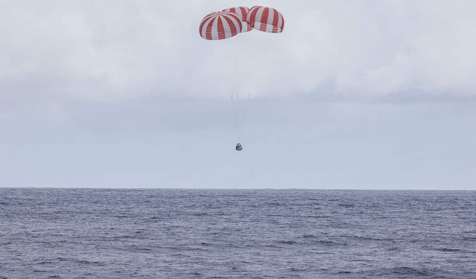 SpaceX Dragon NASA