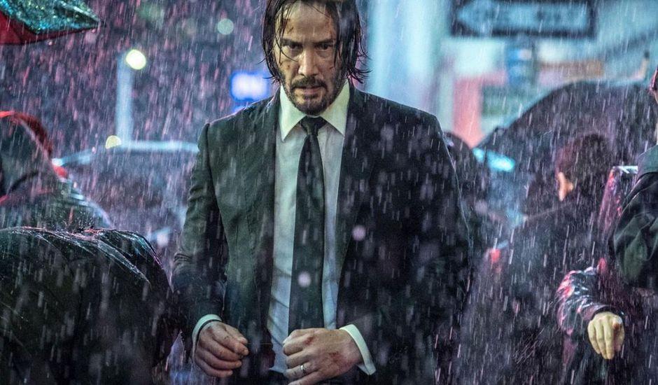 Keanu Reeves incarne John Wick