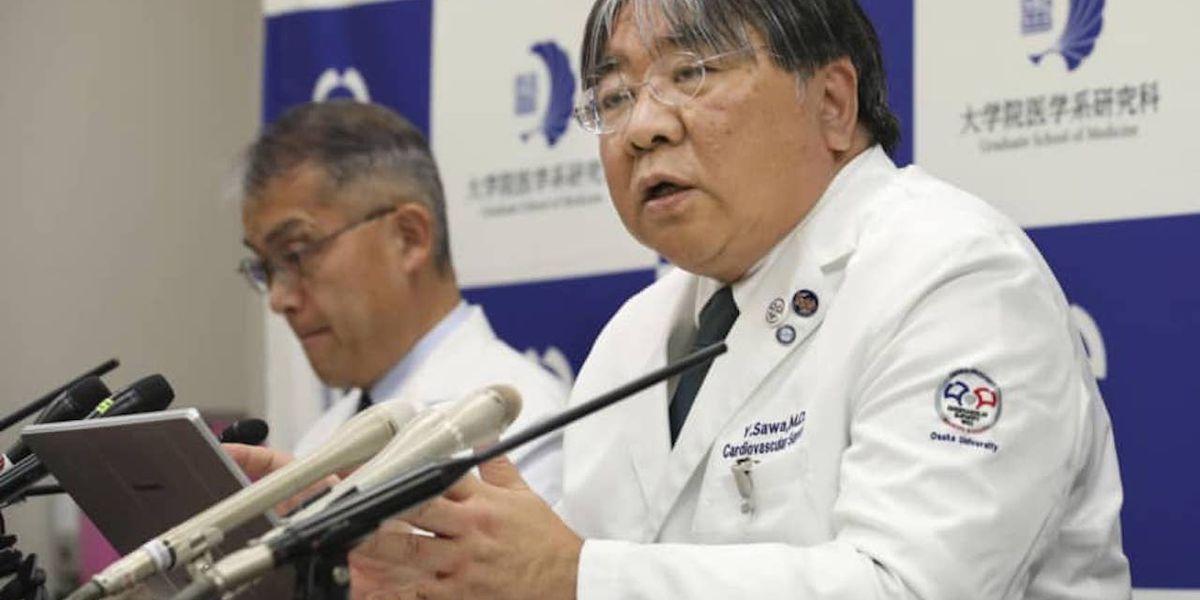 Le Japon a réalisé la première transplantation cardiaque à base de cellules iPS
