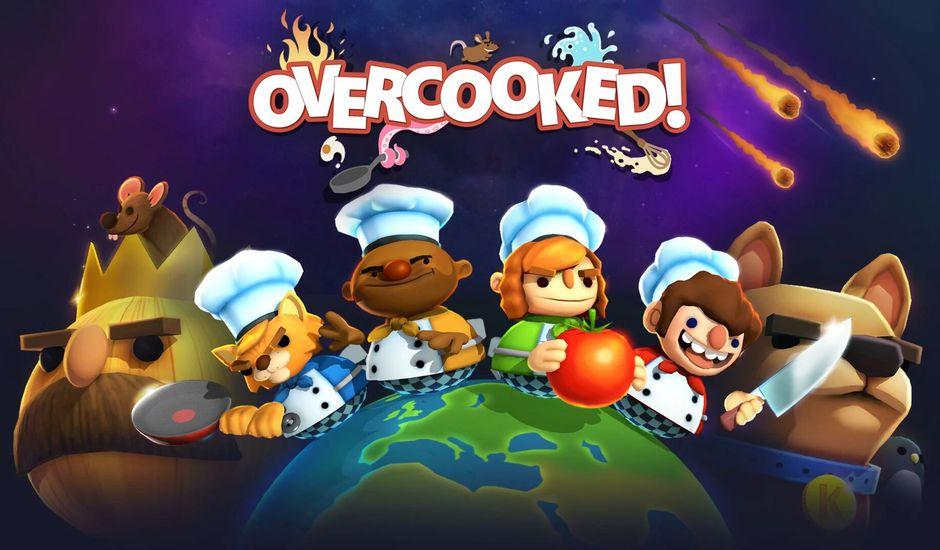 Overcooked gratuit cette semaine