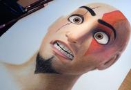 Des héros de jeux vidéo réimaginés en personnages de Disney