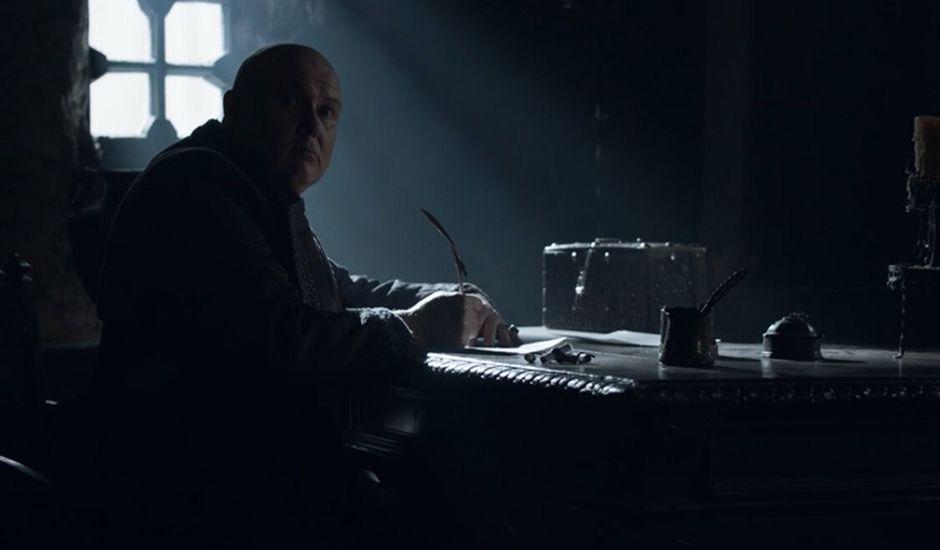 lord vary plan noir sur la reine game of thrones