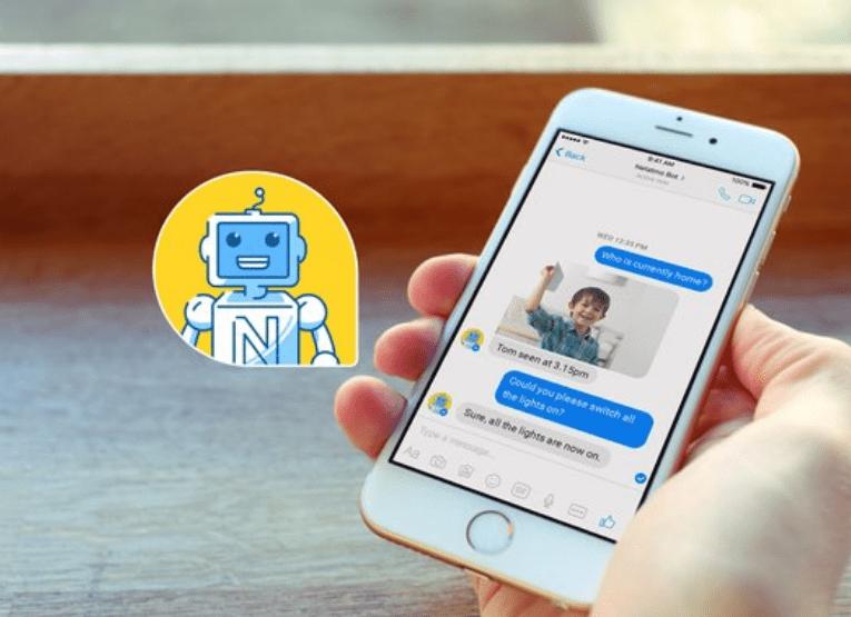 netatmo dévoile son chatbot facebook messenger
