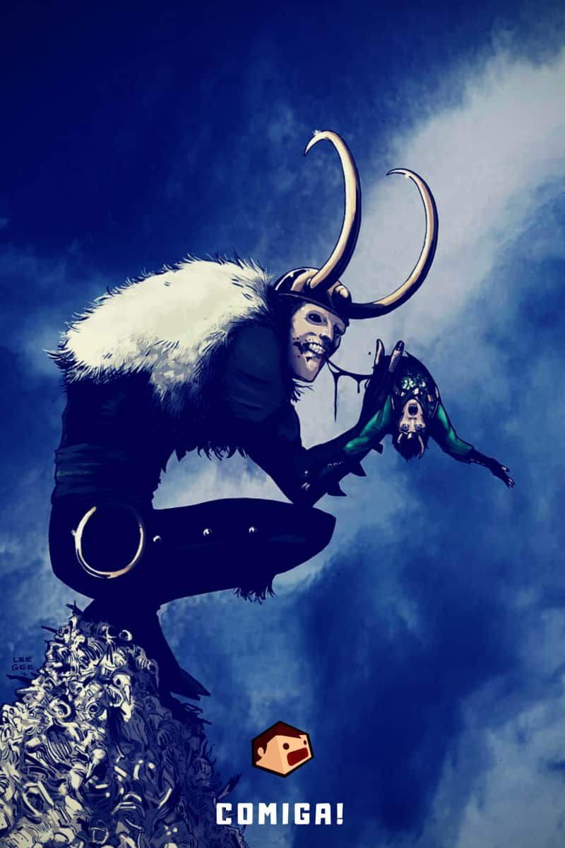 super-vilains marvel comics loki