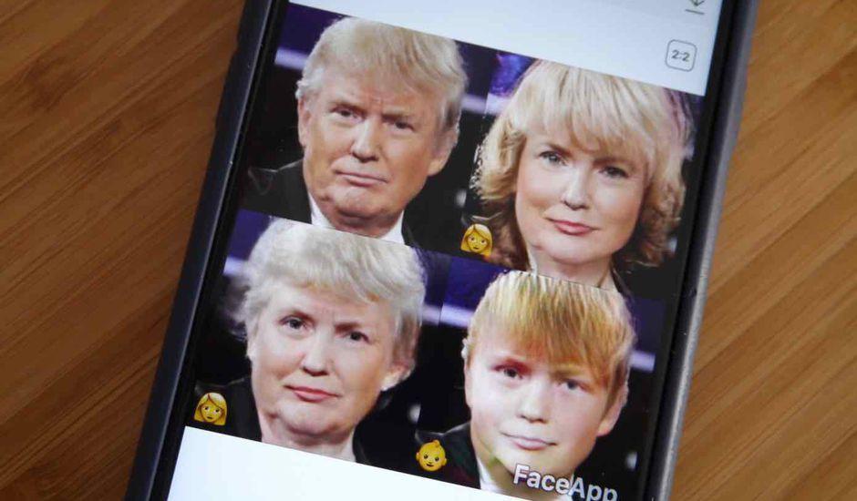 FaceApp représenterait un danger pour nos données personnelles, un sénateur américain demande l'ouverture d'une enquête par le FBI