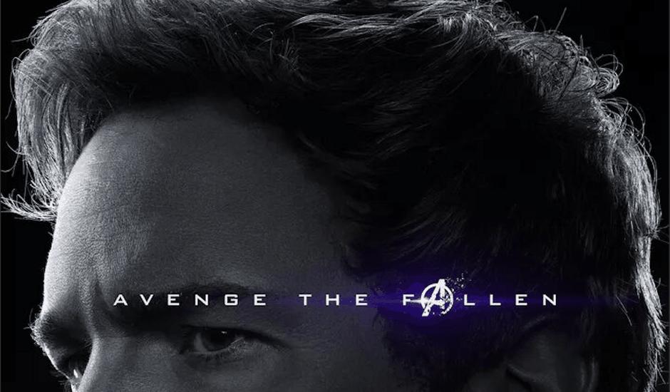 Posters Avengers Endgame