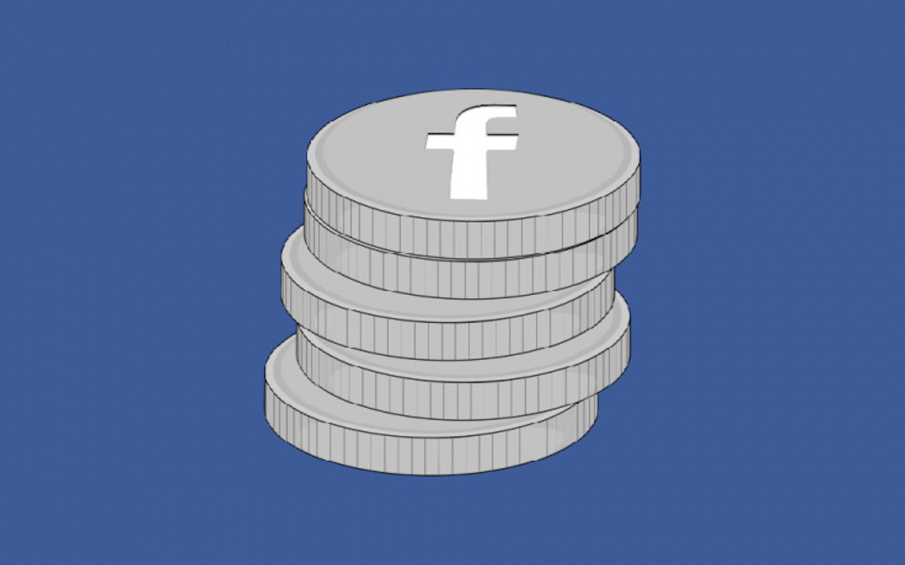 Le Facebook Coin sera soutenu par Visa et MasterCard