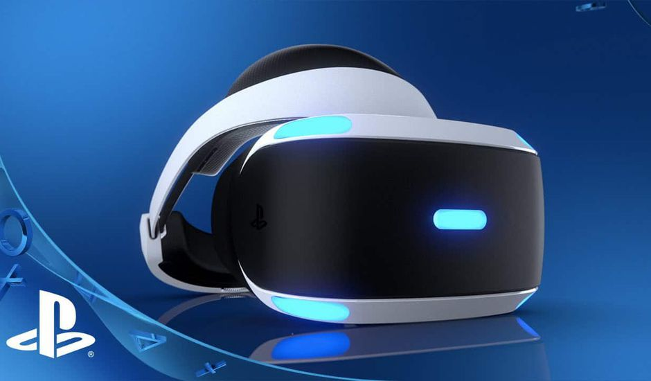 Contrôleurs playstation VR