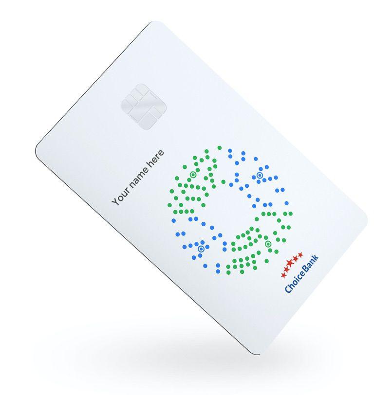 Google va lancer sa carte de crédit.