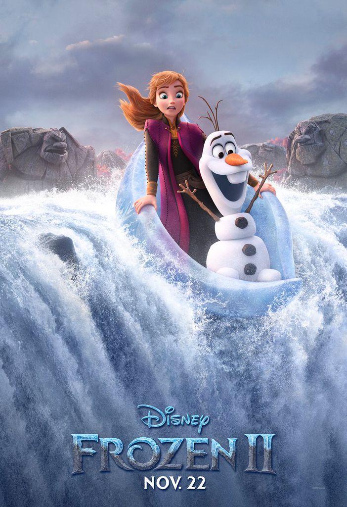 la reine des neiges 2 anna olaf