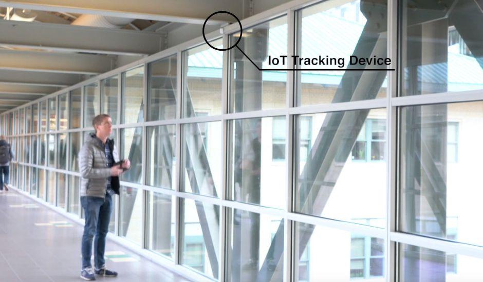 Repérer les objets connectés IoT