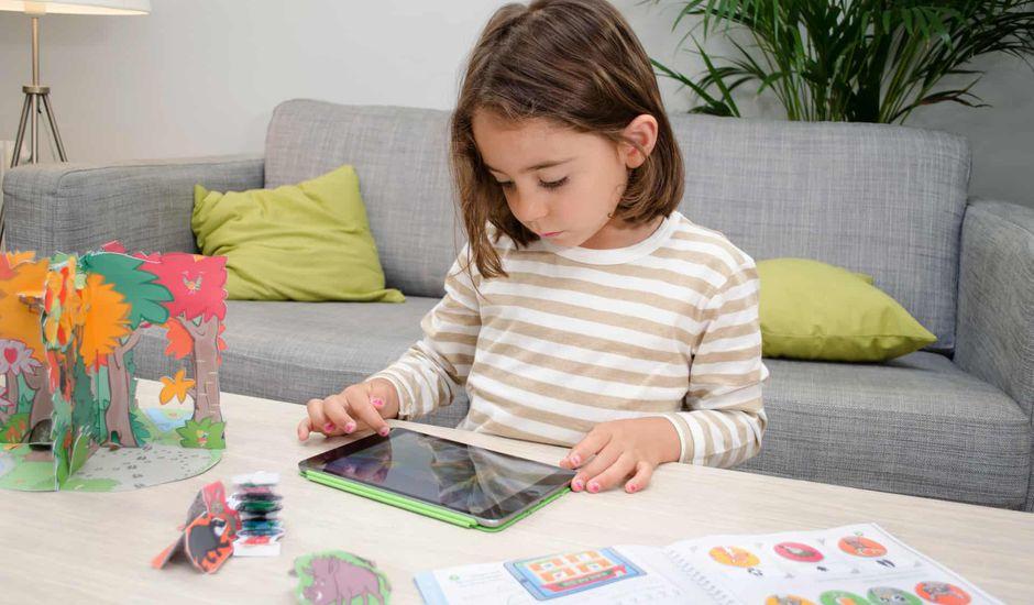 pandacraft kit créatif pour enfants