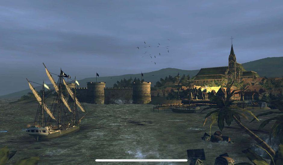 Test jeu Tempest Pirate sur Android et iOS