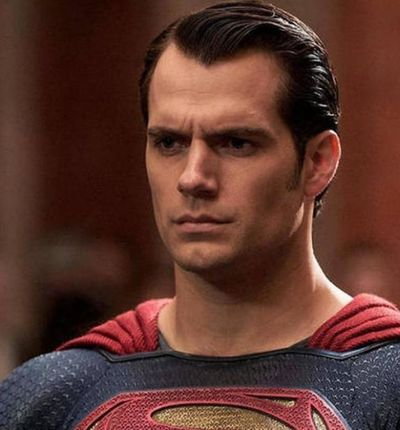 Henry Cavill incarne Superman