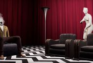 La Red Room de Twin Peaks